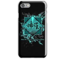 Shin-Ra Mako iPhone Case/Skin