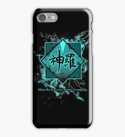 Shin-Ra Mako iPhone Case/Skin