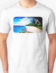 Link's Awakening Washed Ashore  T-Shirt
