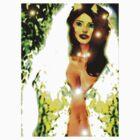 goddess by yoarashi
