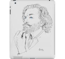 Timothy Omundson iPad Case/Skin