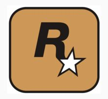 Rockstar Games Logo  T-Shirt