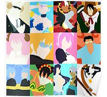 Fairy Tail Zodiac Poster