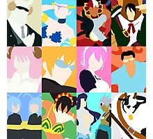 Fairy Tail Zodiac Photographic Print