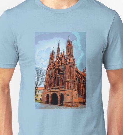St. Anne's Church Unisex T-Shirt
