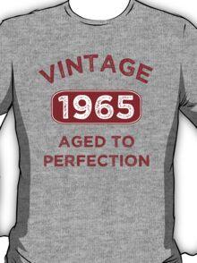 1965 Vintage Distressed T-Shirt