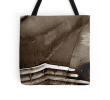 Sleeping Cadillac Tote Bag