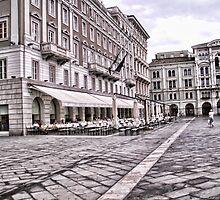 Strolling around Trieste by Andrea Rapisarda
