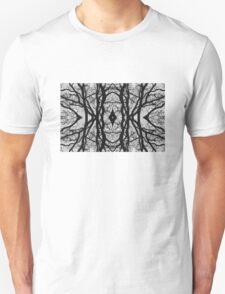 Tilia silhouette ornament A T-Shirt