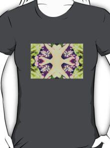 Erotic Iris Fingers T-Shirt