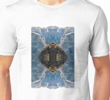 Red spot's cycle Unisex T-Shirt