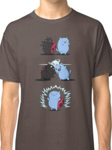 Fusion of a cat and a bug Classic T-Shirt