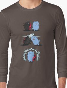 Fusion of a cat and a bug Long Sleeve T-Shirt