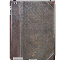 Old Book theme iPad Case/Skin