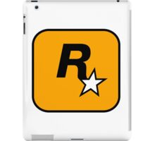 Rockstar Games Logo  iPad Case/Skin