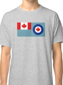 Royal Canadian Air Force - Ensign Classic T-Shirt