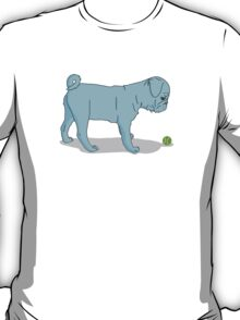 Pug and Ball T-Shirt