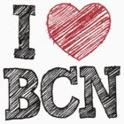 i love bcn by noonionplease