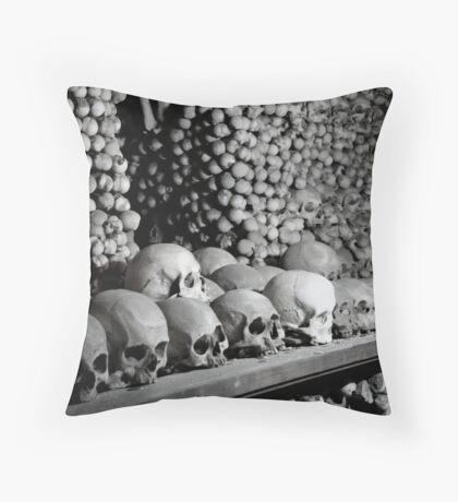 Kutna Hora Throw Pillow
