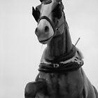 Clyde in Monochrome by Rebecca Bryson