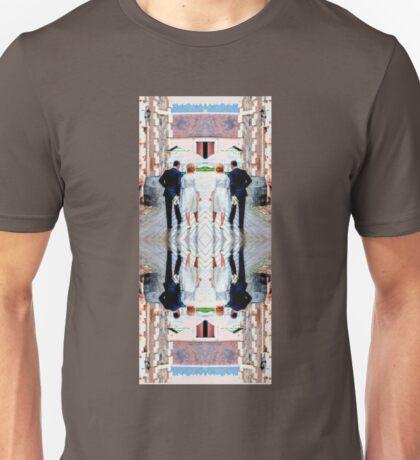 Newlyweds 4P Unisex T-Shirt