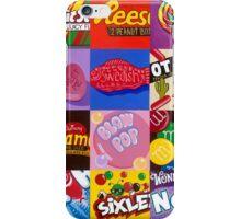 Candy Wrapper  iPhone Case/Skin