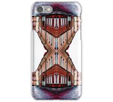 Old Town Street After Rain 4D iPhone Case/Skin