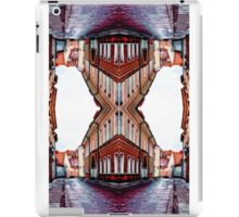 Old Town Street After Rain 4D iPad Case/Skin