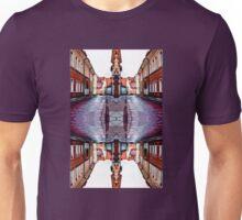 Old Town Street After Rain 4B Unisex T-Shirt