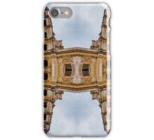 The clones of the church ruins iPhone Case/Skin