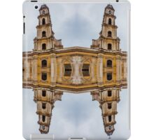 The clones of the church ruins iPad Case/Skin
