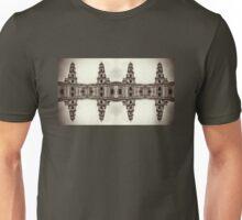 The clones of the church ruins sepia Unisex T-Shirt