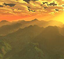 Misty mornings in Neverland by Gaspar Avila