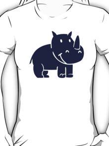 Comic rhinoceros T-Shirt