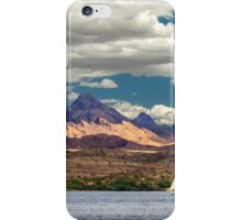 Sailing In Havasu iPhone Case/Skin