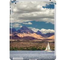 Sailing In Havasu iPad Case/Skin