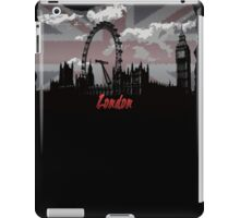 Black London iPad Case/Skin