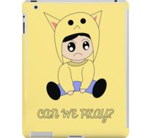 Kawaii Character iPad Case/Skin
