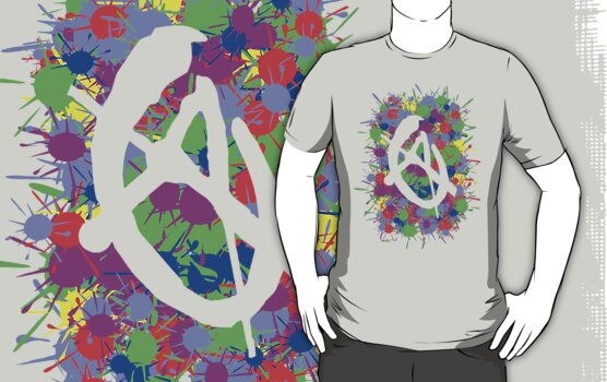 anarchy colourbomb by theG