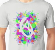 anarchy colourbomb Unisex T-Shirt