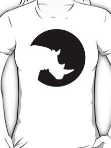 Rhino moon T-Shirt