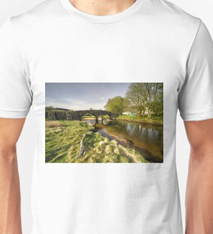 Dartmoor Bridge  Unisex T-Shirt
