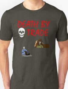 death by trade logo T-Shirt