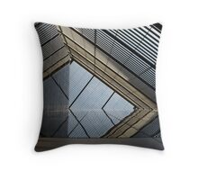 lines MkIII Throw Pillow