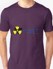 SPLAT BlacK HOT Lab T-Shirt T-Shirt