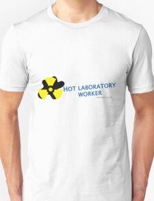 SPLAT BlacK HOT Lab T-Shirt Unisex T-Shirt
