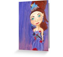 Slaughterella Greeting Card