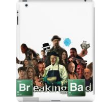 Breaking Bad Characters iPad Case/Skin