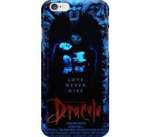 Dracul's True Form iPhone Case/Skin