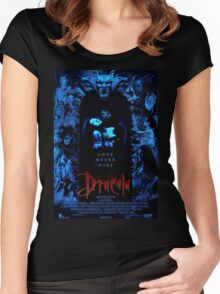 Dracul's True Form Women's Fitted Scoop T-Shirt